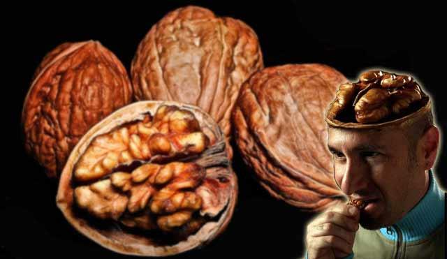 Propiedades de las nueces para el cerebro
