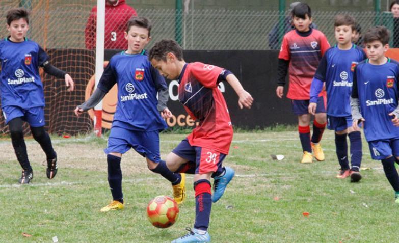 Actividad deportiva infantil