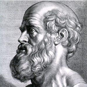 Hipócrates, padre de la medicina