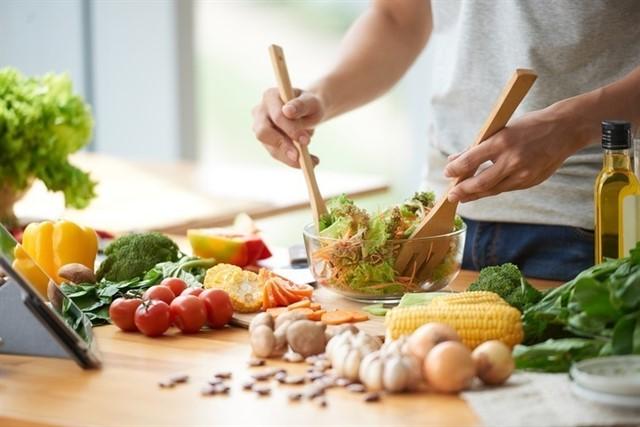 La dieta: cimiento de la condición física