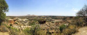 Garganta de Olduvai, Tanzania. En ese paraje se han hallado numerosos restos de Homo habilis