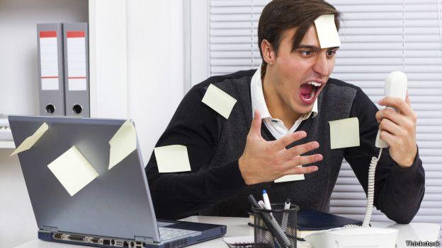 El estrés crónico y la inflamación