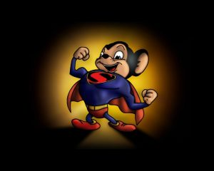 Sin duda, super ratón consumía adaptógenos