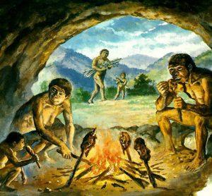La alimentación del Homo erectus y el uso del fuego