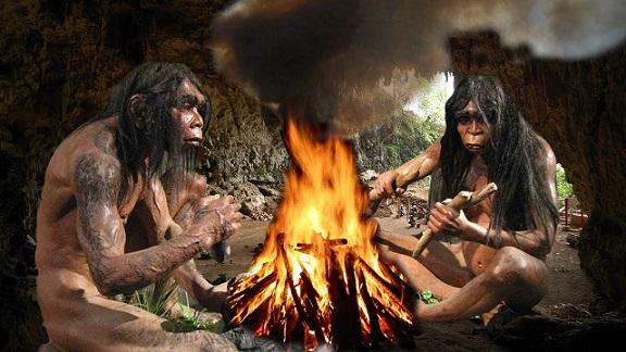 La alimentación del Homo erectus