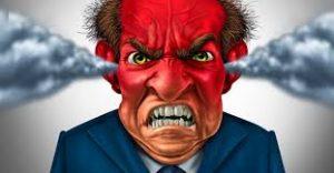 Efectos dañinos de la ira sobre la salud