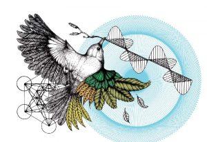 Aves migratorias y orientación cuántica
