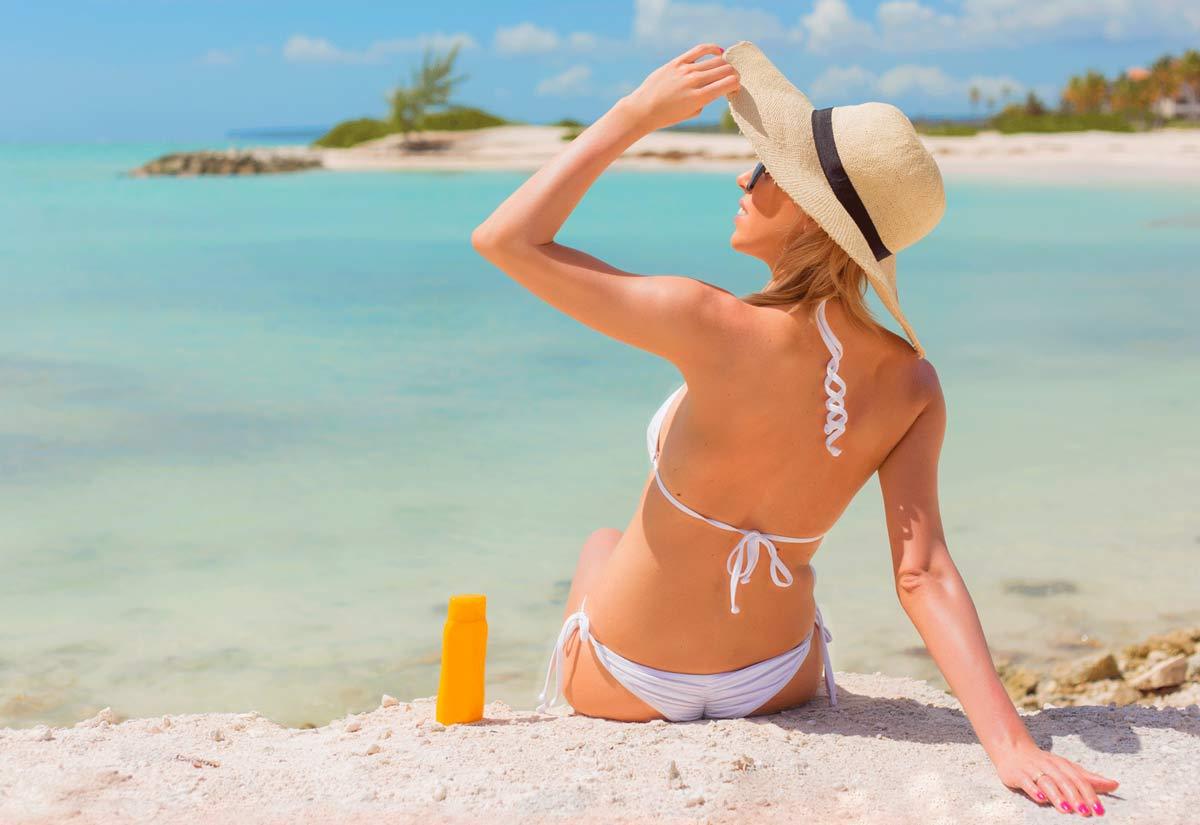 Efectos nocivos de las cremas solares