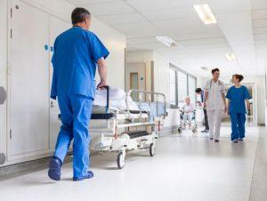 Hospitales y aeroionoterapia