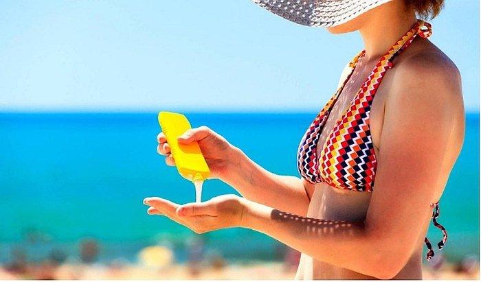 Riesgos de las cremas de protección solar