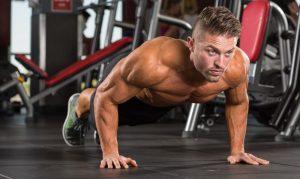 Entrenar la fuerza con peso corporal