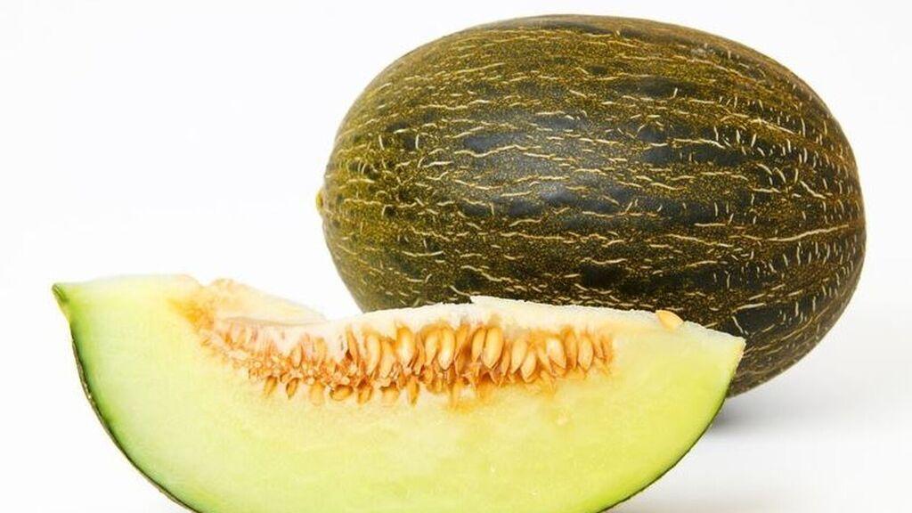 El melón, una de las frutas con mayor cantidad de carotenoides
