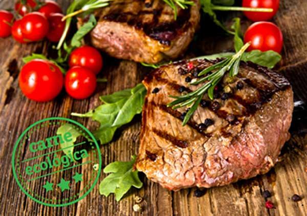 Carne ecológica, carne real