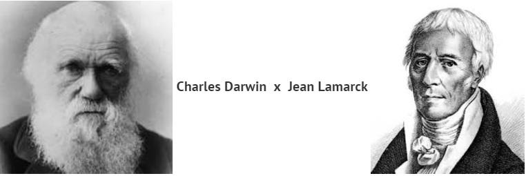 Darwin versus Lamarck