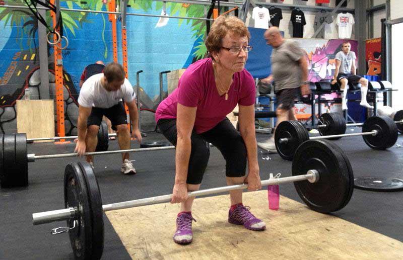 Entrenamiento de la potencia, fuente de salud y bienestar a cualquier edad