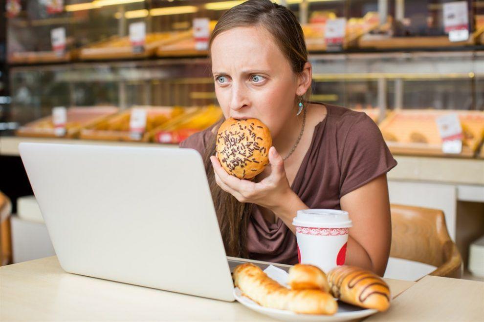 Relación entre el estrés y el sobrepeso-obesidad