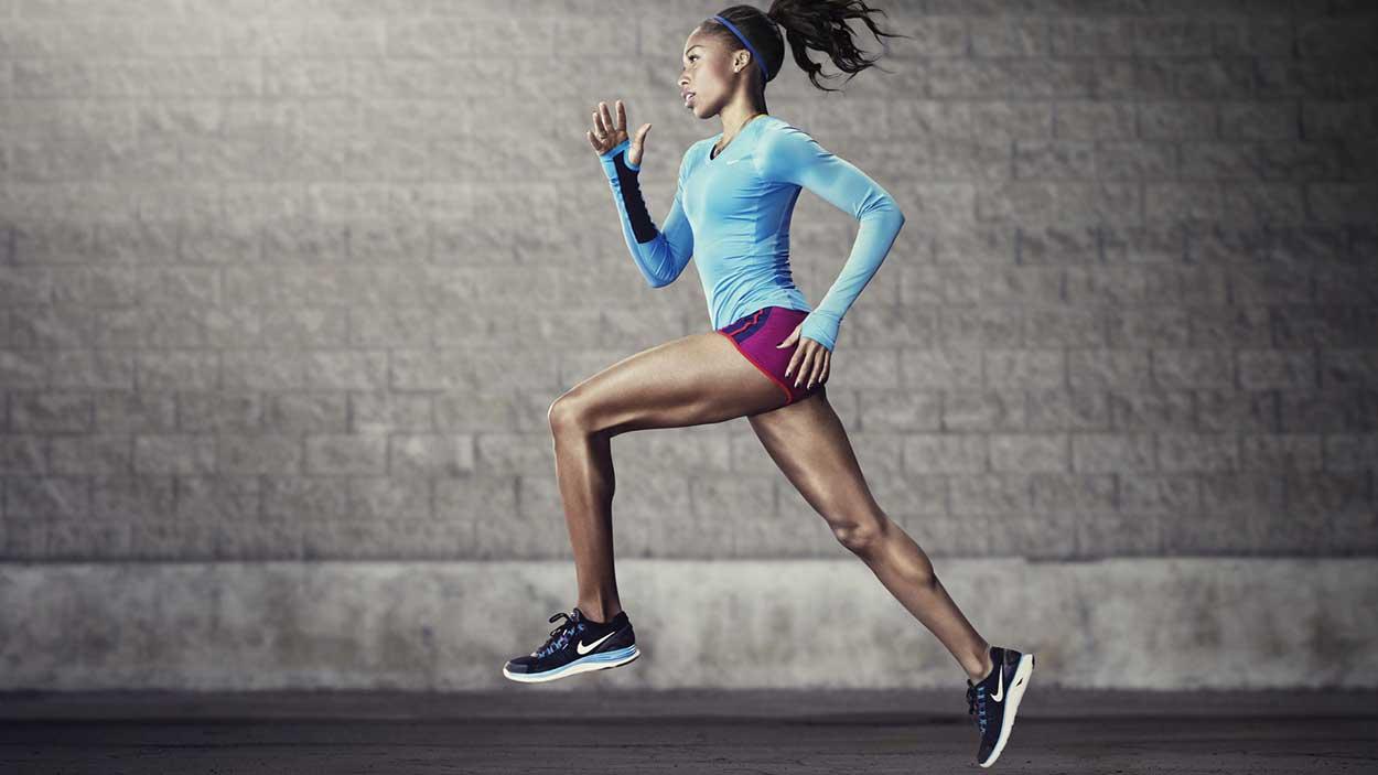 Cómo entrenar la velocidad