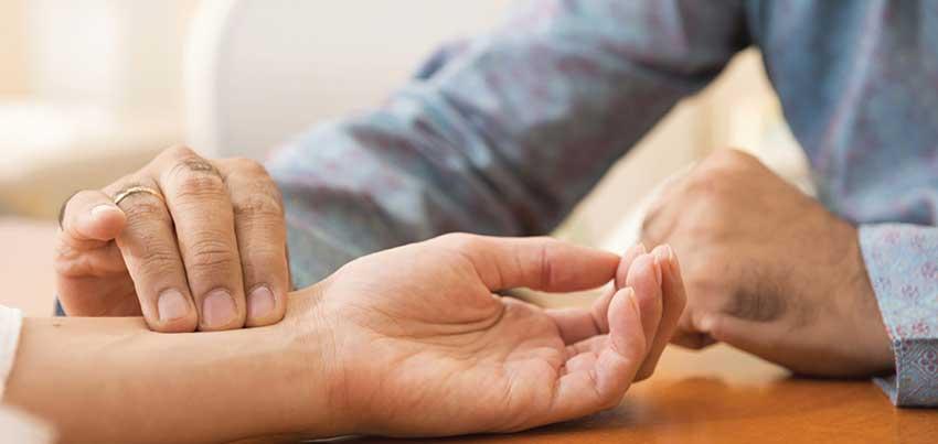 Técnica de diagnóstico a través del pulso