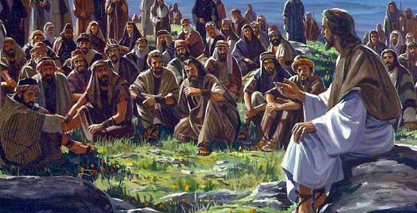 La predicación de Jehoshúa
