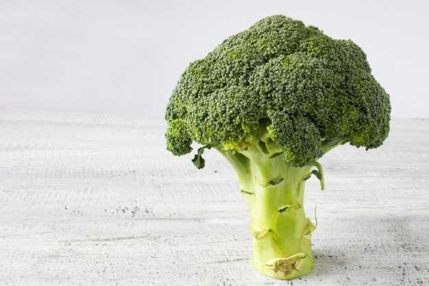 Brócoli, verdura muy recomendada en la dieta paleo