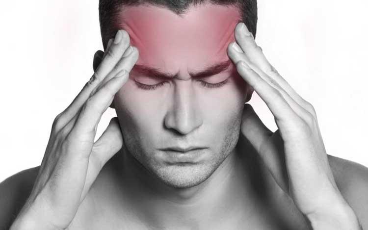 Cefaleas, típica alteración funcional