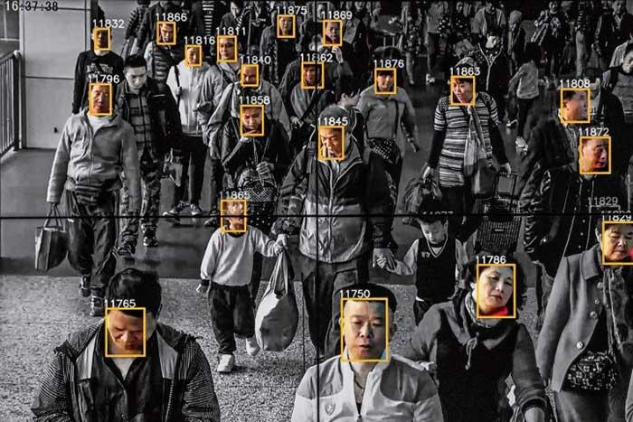 Control social en China