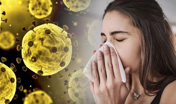 Coronavirus implicado en infección respiratoria