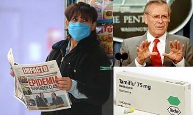 Tamiflu y Donald Rumsfeld