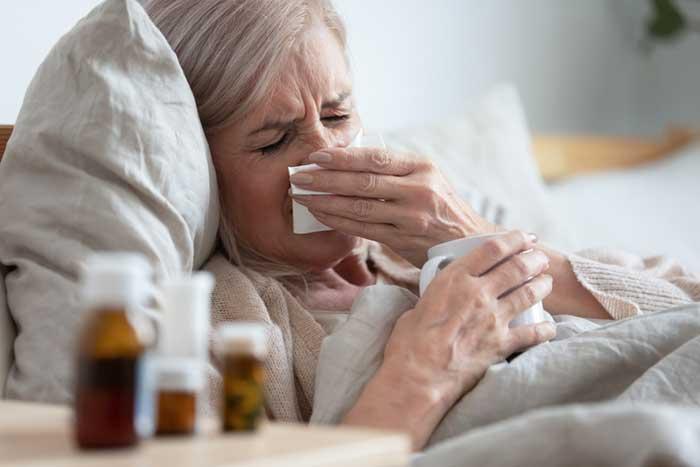 Vitamina C y gripe
