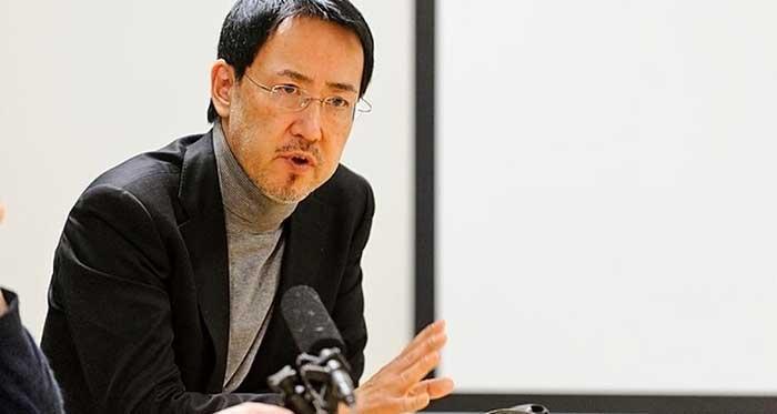 Yoshihiro Kawaoka. (Bryce Richter/U. Wisconsin)