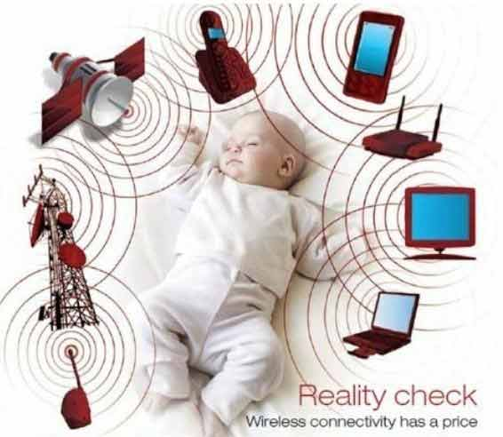 Efectos de los campos electromagnéticos en la salud infantil