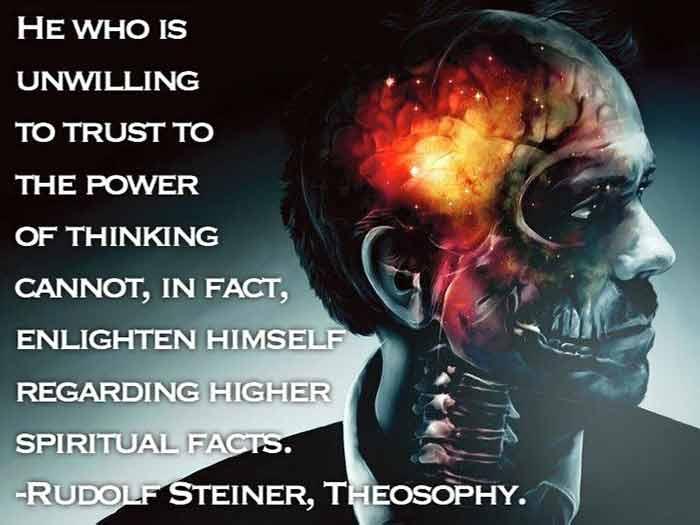 Teosofía, de Rudolf Steiner: batalla espiritual