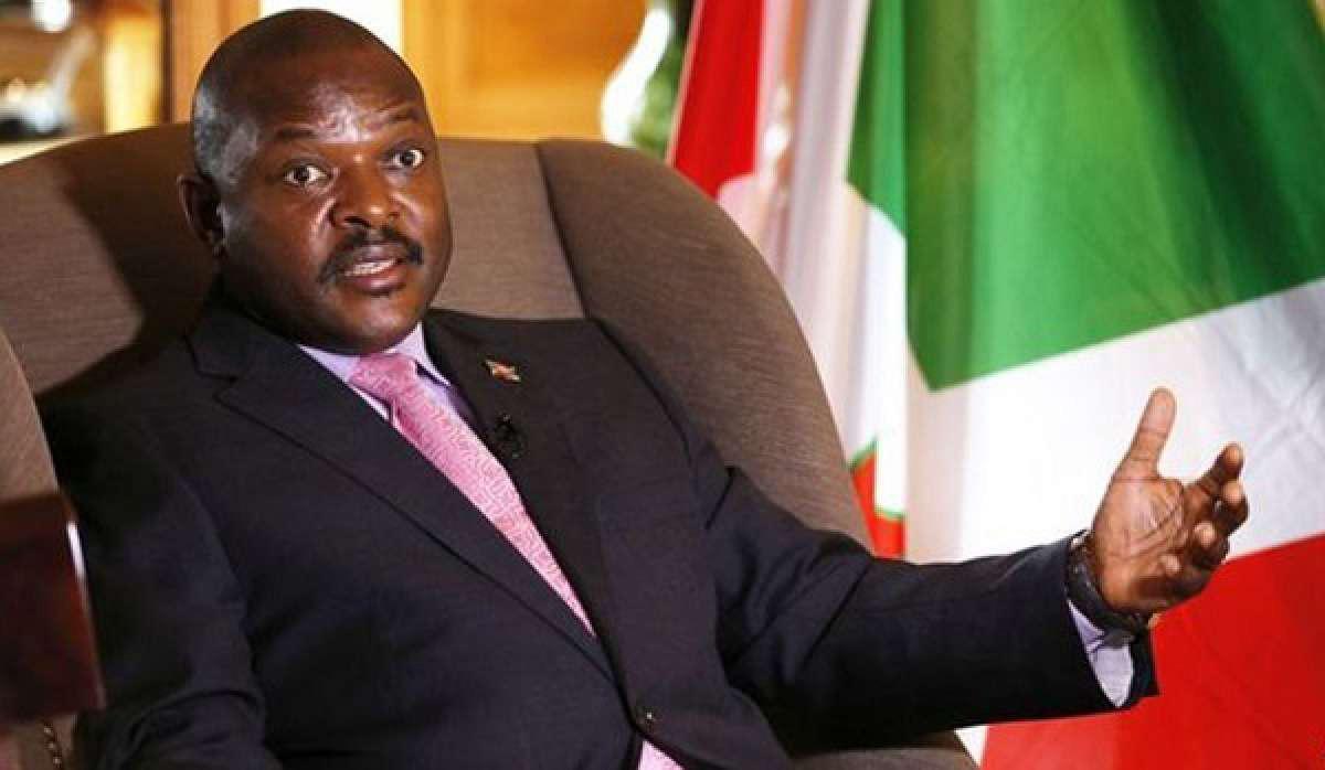 Presidente de Burundi expulsa a WHO