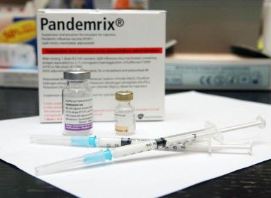 Vacuna de la gripe A
