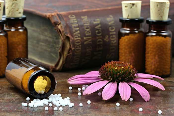 Materia médica homeopática