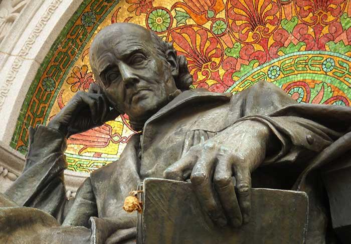Samuel Hahnemann, fundador de la homeopatía