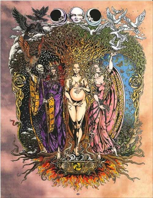 La sexualidad divina nutre a la Humanidad
