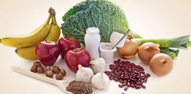 Alimentos ricos en fibra contra el H. pylori