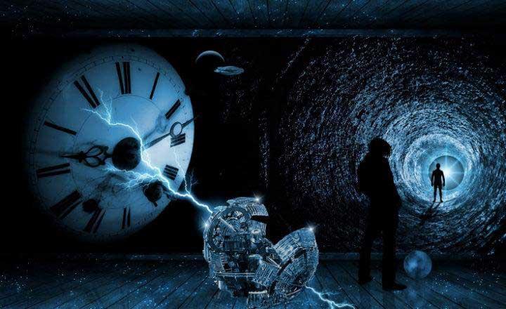 La ilusión del espacio-tiempo