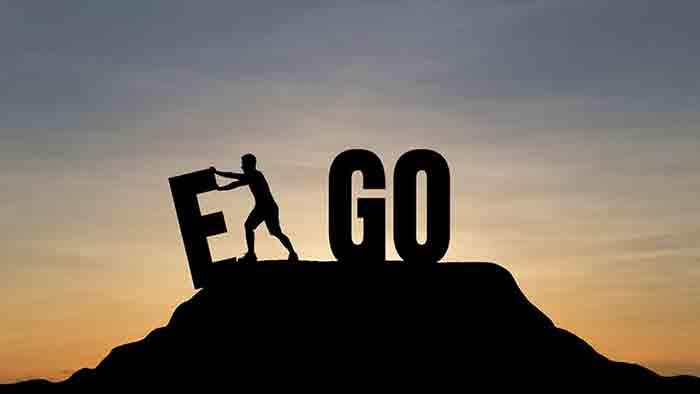 Cuando el ego se reduce, el espíritu se libera