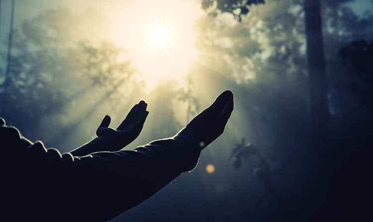 Beneficio de la oración en la salud