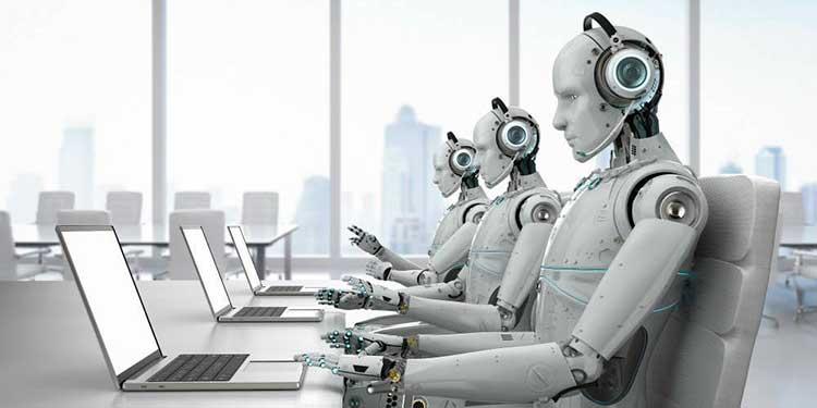 Robots e Inteligencia Artificial sustituirán al ser humano